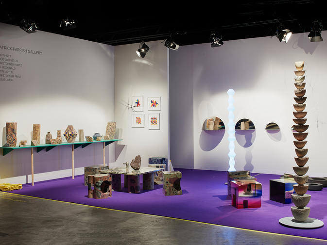 Patrick Parrish Gallery at, Design Miami/ BASEL, image 2