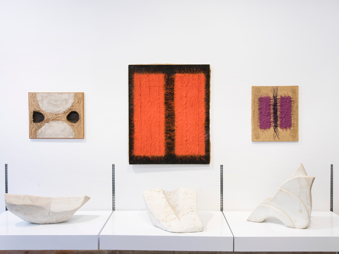 Hanna Eshel, Painting & Sculpture 1960 to 1985 , image 5