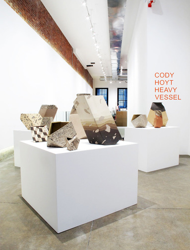Cody Hoyt, Heavy Vessel, image 1