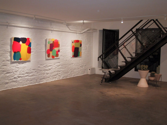 Jim Oliveira, The Patchwork Series: Paintings 2002 to 2004, image 7