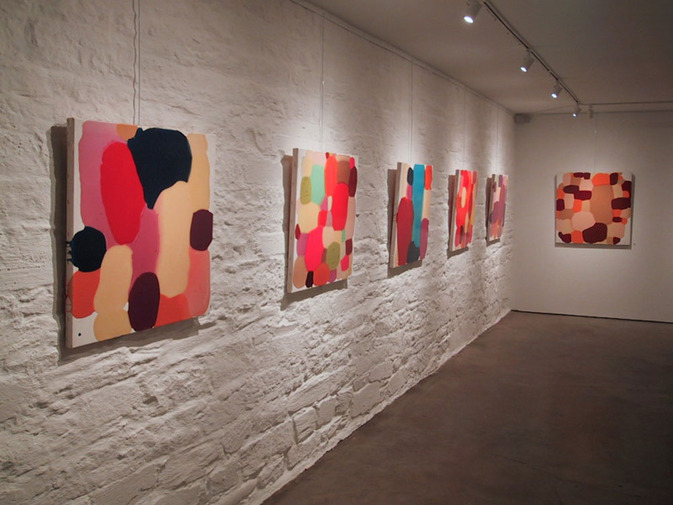 Jim Oliveira, The Patchwork Series: Paintings 2002 to 2004, image 6