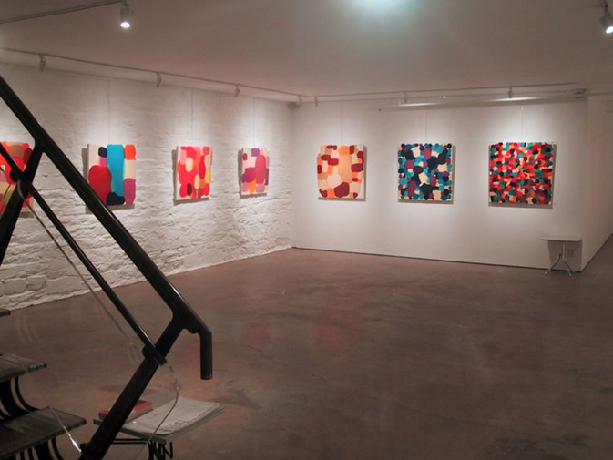 Jim Oliveira, The Patchwork Series: Paintings 2002 to 2004, image 1