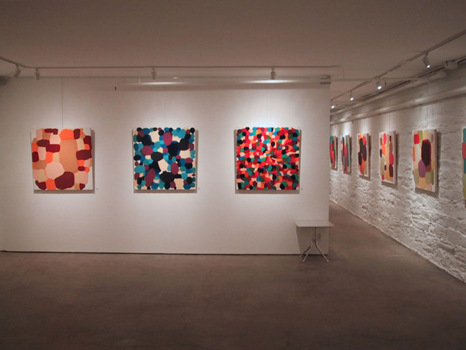Jim Oliveira, The Patchwork Series: Paintings 2002 to 2004, image 2
