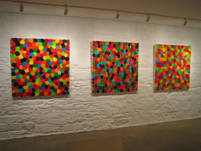 Jim Oliveira, Small Pieces Paintings, image 3
