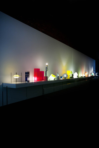 Rad Light: The Collection of Jim Walrod, Radical Italian Lighting, image 10