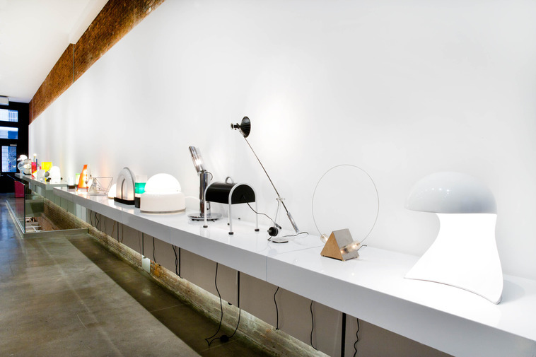 Rad Light: The Collection of Jim Walrod, Radical Italian Lighting, image 2