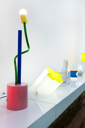 Rad Light: The Collection of Jim Walrod, Radical Italian Lighting, image 3
