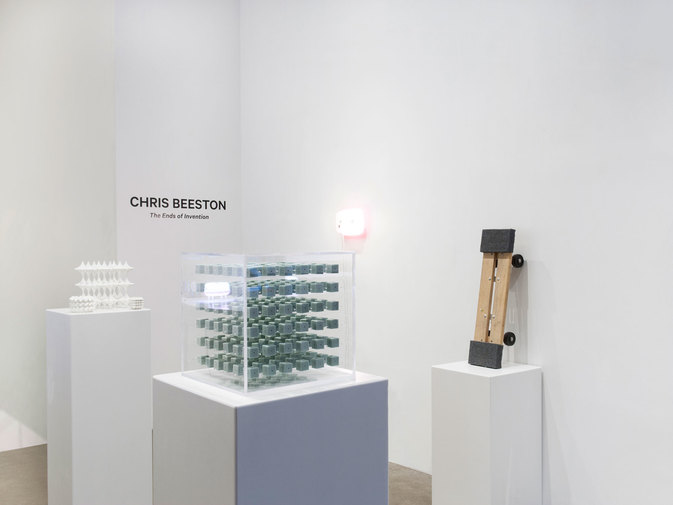 Chris Beeston, The Ends of Invention, image 1