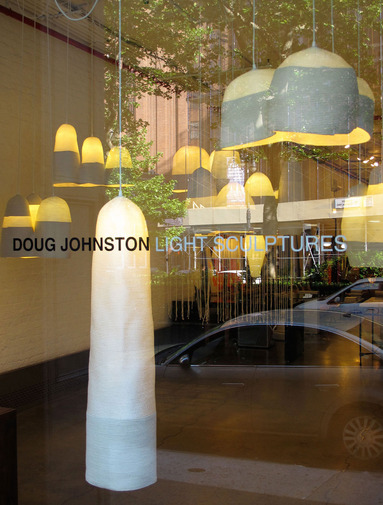 Doug Johnston, Light Sculptures, image 2