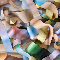Tile between two planes